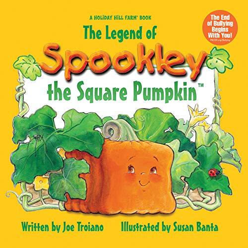 9780982120354: The Legend of Spookley the Square Pumpkin