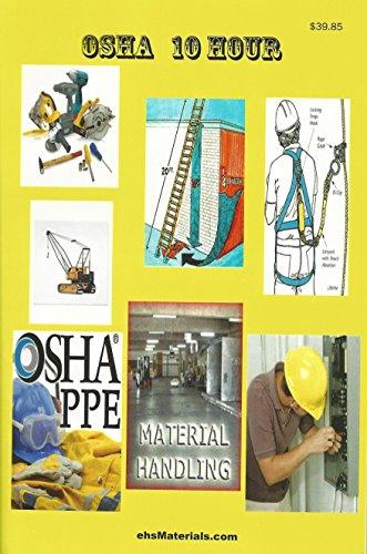 9780982122426: OSHA 10 hr Manual