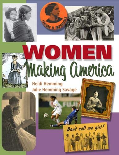9780982127117: Women Making America