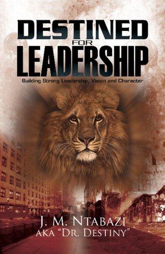 9780982141151: Destined For Leadership