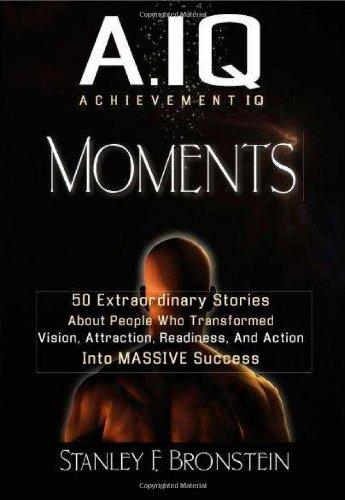 9780982148099: A.IQ Moments