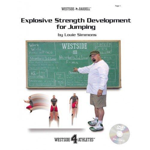 9780982150474: Explosive Strength Development for Jumping
