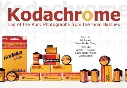 9780982161524: Kodachrome, End of the Run: Photographs from the Final Batches