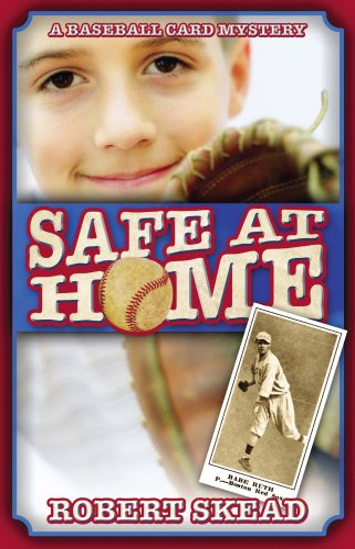 9780982165218: Safe at Home: A Baseball Card Mystery