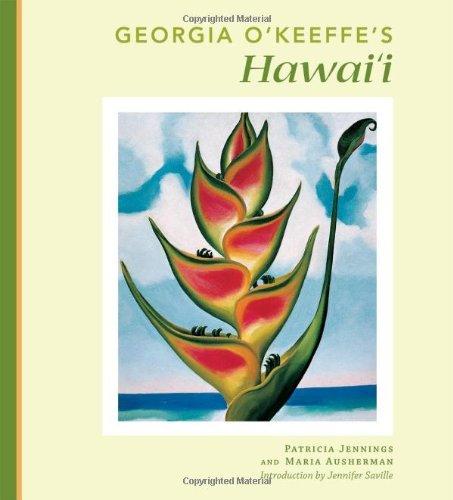 9780982165645: Georgia O'Keeffe's Hawai'i