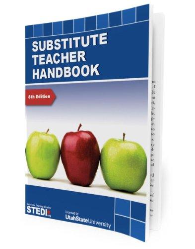 9780982165713: Substitute Teacher Handbook