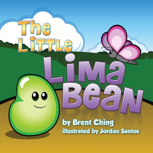9780982169858: The Little Lima Bean