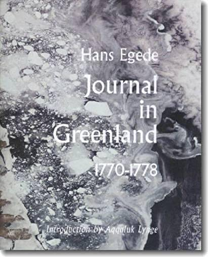 9780982170304: Journals in Greenland: 1770-1778 (Adventures in New Lands)