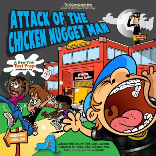 Attack of the Chicken Nugget Man : Kumar Sathy