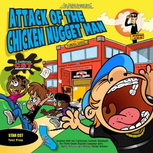 Attack of the Chicken Nugget Man: A: Kumar Sathy
