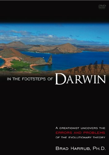 9780982181539: In The Footsteps of Darwin