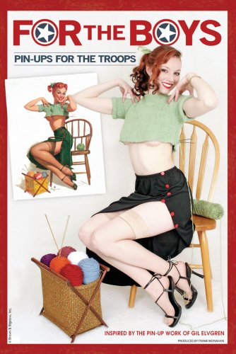 9780982182352: For The Boys: Pin-ups for the Troops