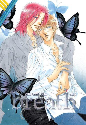 9780982188033: Breath: Volume 4 (yaoi manga)
