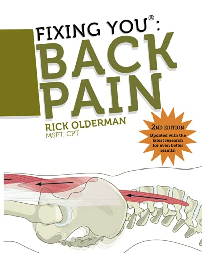 9780982193761: Fixing You: Back Pain 2nd edition: Self-Treatment for Back Pain, Sciatica, Bulging and Herniated Discs, Stenosis, Degenerative Discs, and other Diagnoses.