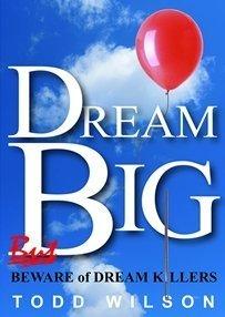 9780982194157: Dream Big, but Beware of Dream Killers