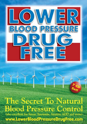 9780982194706: Lower Blood Pressure Drug Free: Guided Breathing for Low Blood Pressure (The Breathtaking Nature Method)