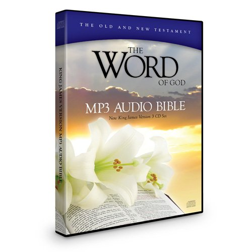 The Word of God MP3 Audio Bible: King James Version