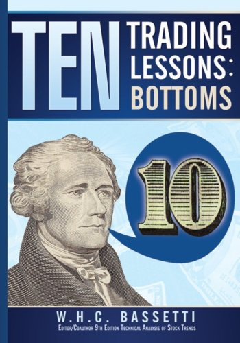 9780982221938: Ten Trading Lessons: Bottoms (John Magee Investment Series)