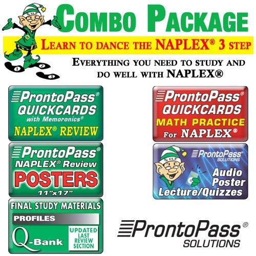 9780982227800: ProntoPass NAPLEX® Review Combo: Pharmacy (ProntoPass Combo, V8.8)