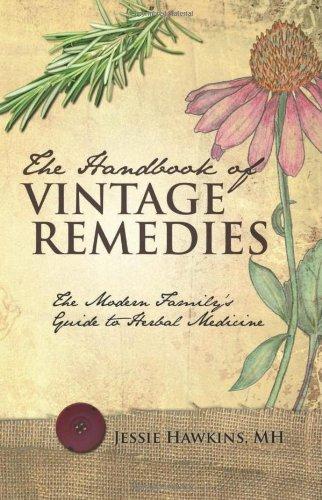 9780982231852: The Handbook of Vintage Remedies