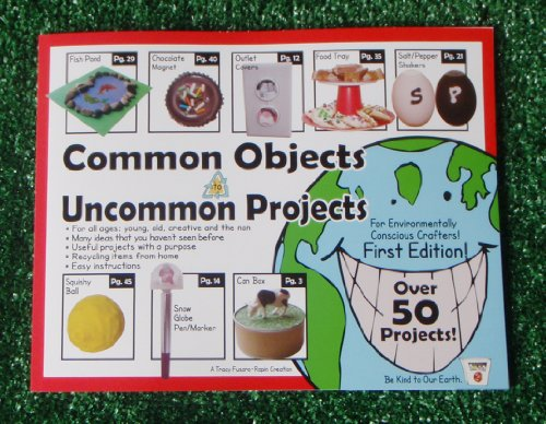 Common Objects to Uncommon Projects: Tracy Fusaro-Rapin