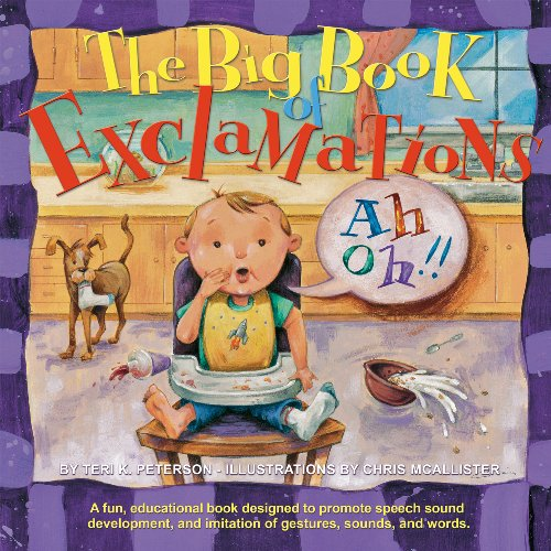 The big book of exclamations: Teri Kaminski Peterson