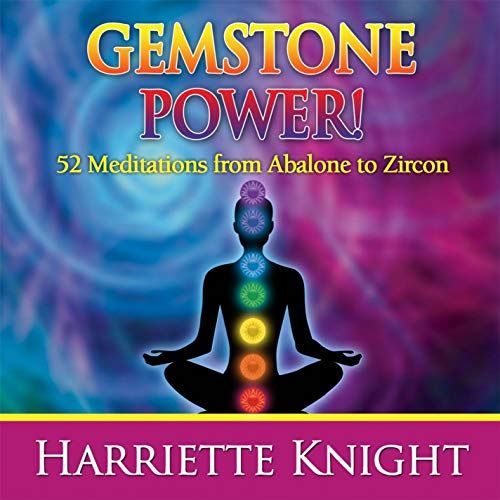 9780982242742: GEMSTONE POWER! 52 Meditations from Abalone to Zircon