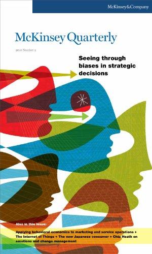 9780982252451: McKinsey Quarterly - Q2 2010 - Seeing through biases in strategic decisions