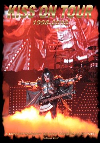 9780982253731: Kiss on Tour, 1998-2010