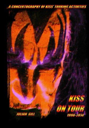 9780982253755: Kiss on Tour, 1998-2014