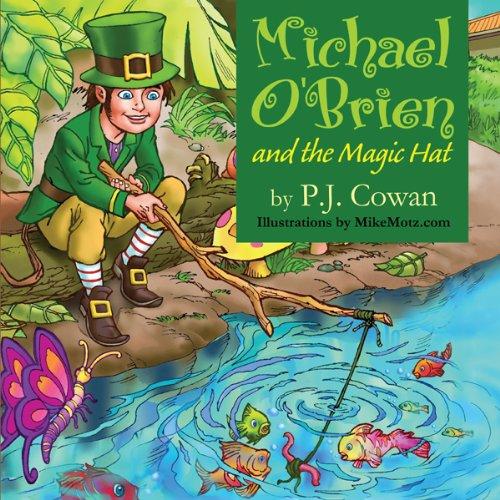 Michael O'Brien and The Magic Hat: PJ Cowan
