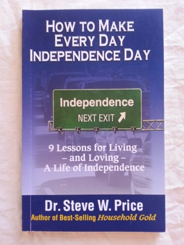 How to Make Every Day Independence Day: Dr. Steve W.