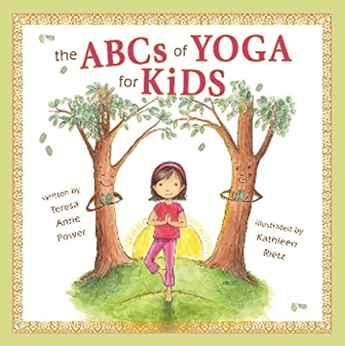 9780982258705: The ABCs of Yoga for Kids