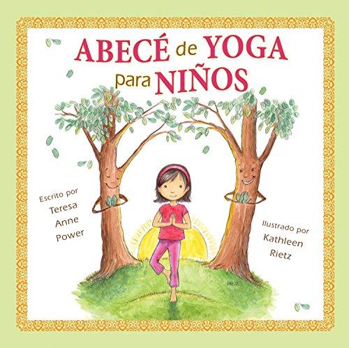 9780982258743: Abece de Yoga Para Ninos
