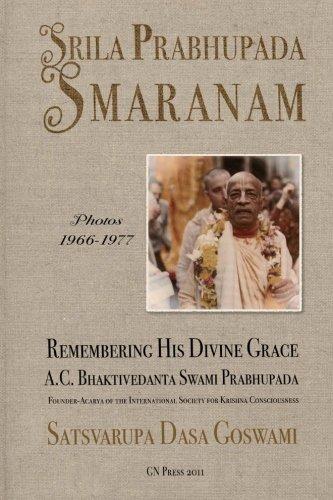 9780982260043: Srila Prabhupada Smaranam