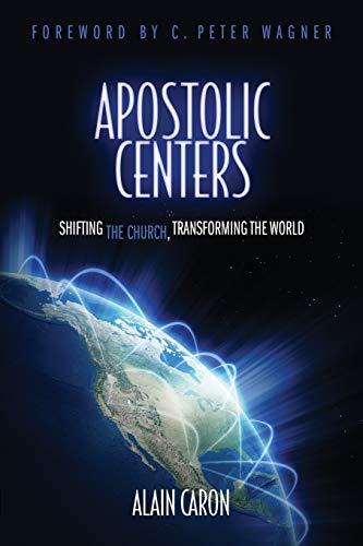 9780982265338: Apostolic Centers