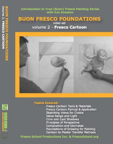 9780982268926: Buon Fresco Painting Foundations: Volume 2 Fresco Cartoon