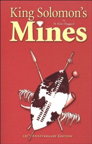 9780982284834: King Solomon's Mines