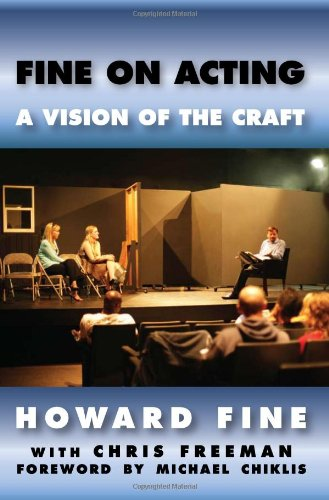 9780982285329: Fine on Acting: A Vision of the Craft