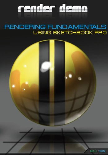 9780982308882: Rendering Fundamentals using Sketchbook Pro