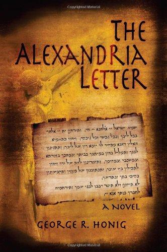 9780982314081: The Alexandria Letter