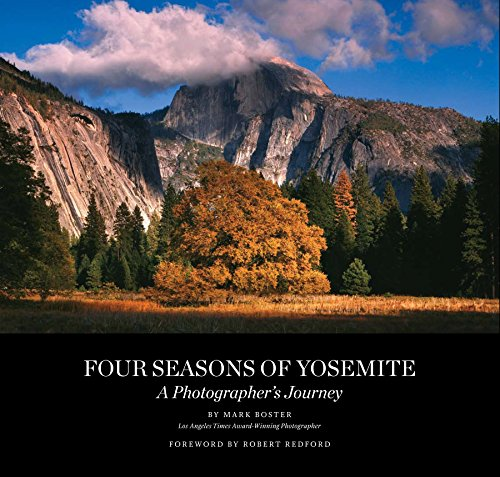 9780982324233: Four Seasons of Yosemite: A Photographer's Journey