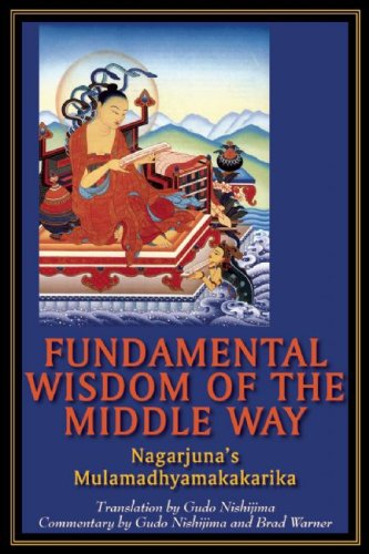 9780982324622: Fundamental Wisdom of the Middle Way: Nagarjuna's Mulamadhyamakakarika