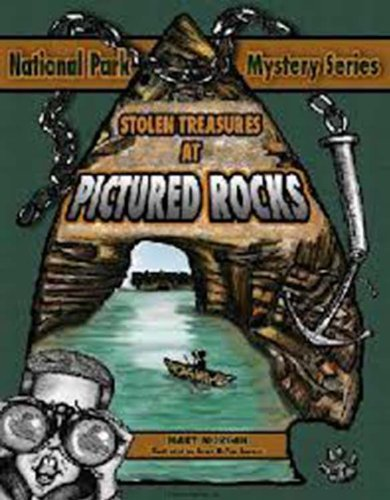9780982335130: Stolen Treasures at the Pictured Rocks