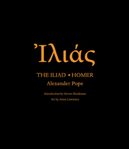 The Iliad and the Odyssey of Homer: Homer