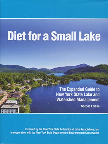 9780982354704: Diet for a Small Lake (The Expanded Guide to NYS Lake and Watershed Management)