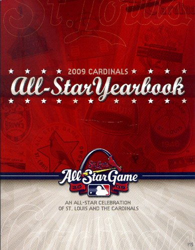 9780982357552: 2009 Cardinals All-Star Yearbook