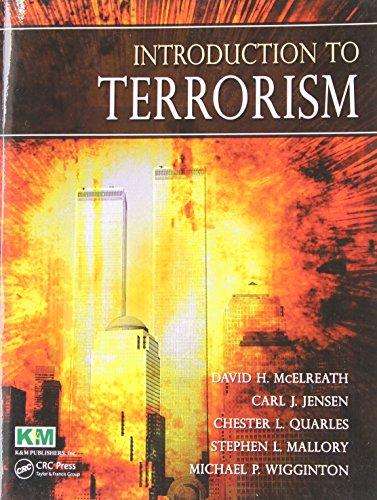 Introduction to Terrorism: McElreath, David H.;