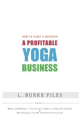 9780982372326: How to Start & Maintain a Profitable Yoga Business