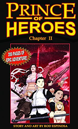 9780982374290: Prince Of Heroes Chapter 2